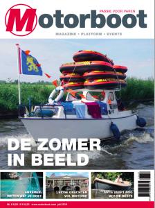 Voorpagina Motorboot juli 2016