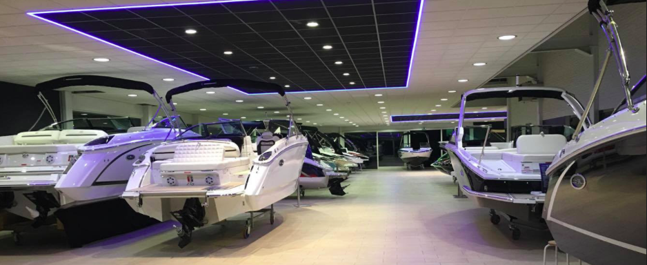 Sportboat Store breidt uit