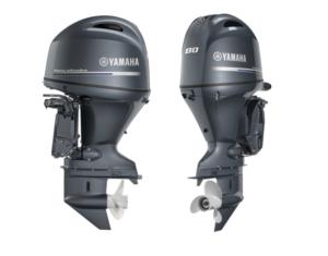 Yamaha F80D