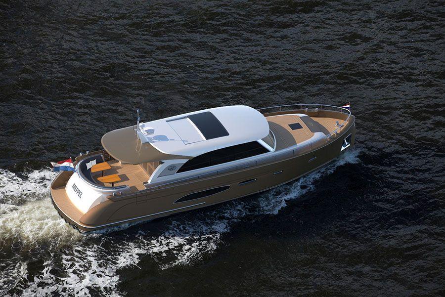 Holterman 53 Commander Nieuwe boten Motorboot