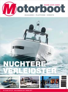 Motorboot oktober 2017