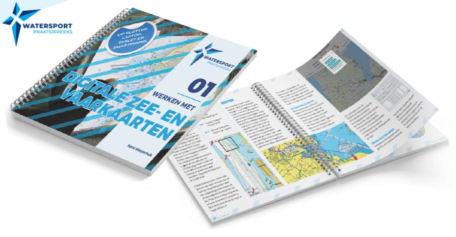digitale zee- en vaarkaarten