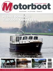 Motorboot maart 2021