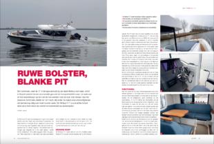 Motorboot mei 2021
