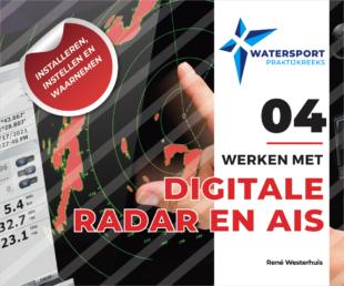 Werken met digitale radar en AIS